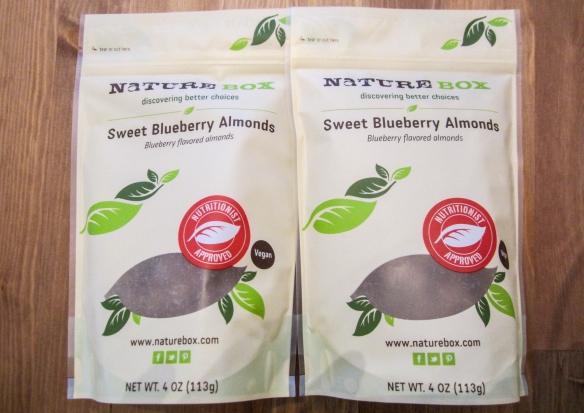naturebox september sweet blueberry almonds
