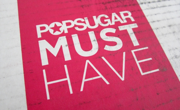 popsugar must have september 2013 box review