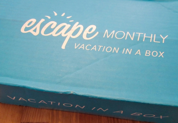 Escape Monthly October Box Hawaii Review