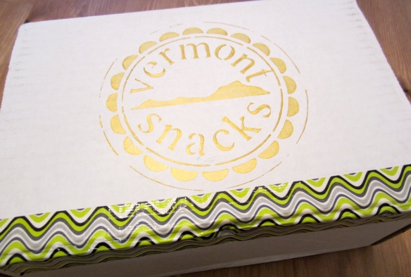 Vermont Snacks October Box