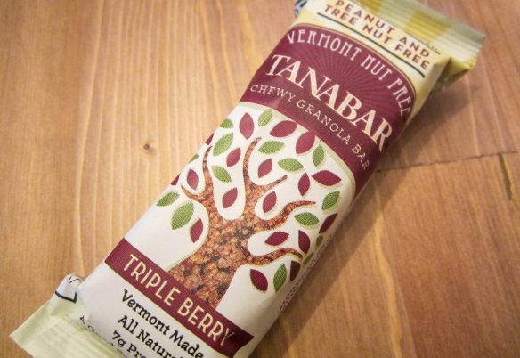 Vermont Snacks October Box Tanabar