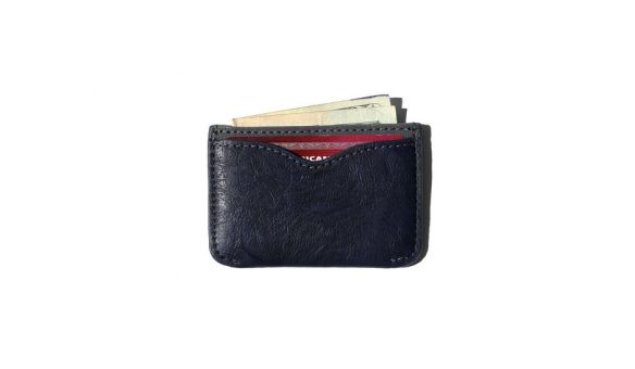 Bespoke Post October 2013 Crisp Box Wallet