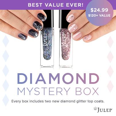 Julep November Mystery Box Diamond
