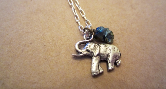 I ADORN U JewelMint Collective Mystery Box Elephant