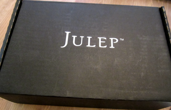 Julep Diamond Mystery Box November 2013 Review