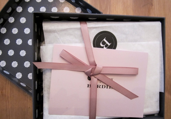 GlossyBox October 2013 with Brydie Review