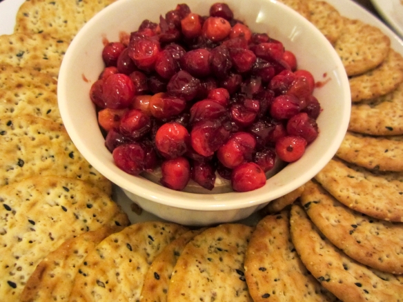 PeachDish Review October Baked Brie