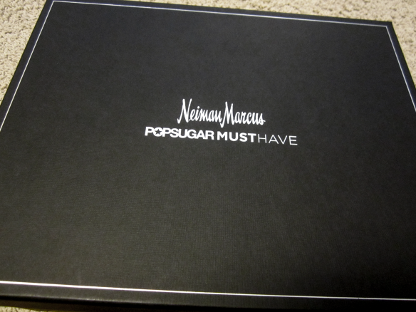 POPSUGAR Must Have Neiman Marcus Limited Edition Box Review
