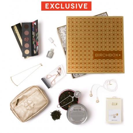 Birchbox Limited Edition Precious Metals Box Holiday 2013