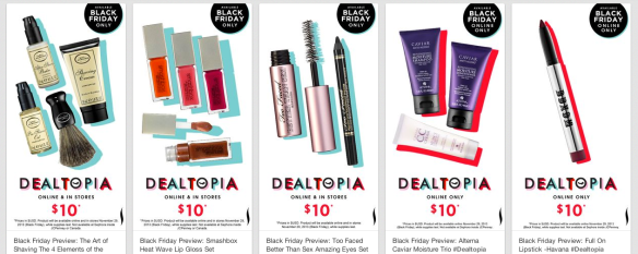 Sephora Black Friday 2013 Deals Sneak Peek