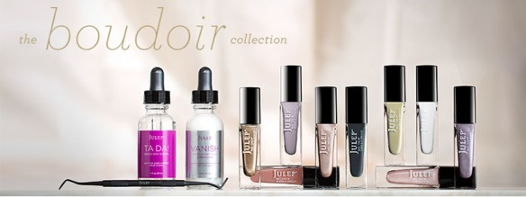 Julep Maven January 2014 Boudoir Collection