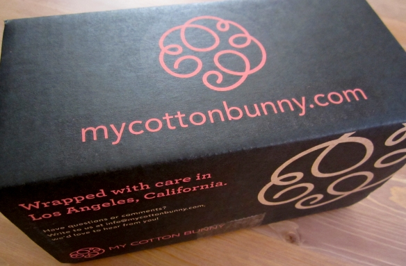 My Cotton Bunny Subscription December Review