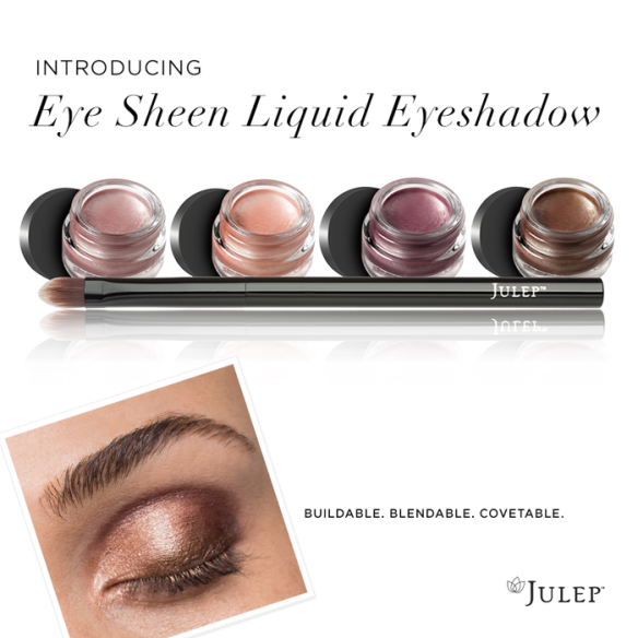 Julep Maven February 2014 Sneak Peek Eyeshadow Liquid Cream