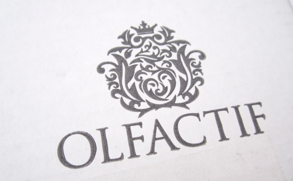 Olfactif Perfume Subscription January 2014 Review