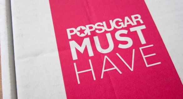 Popsugar Must Have January 2014 Review