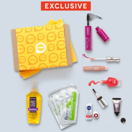 Birchbox Finds Limited Edition Box