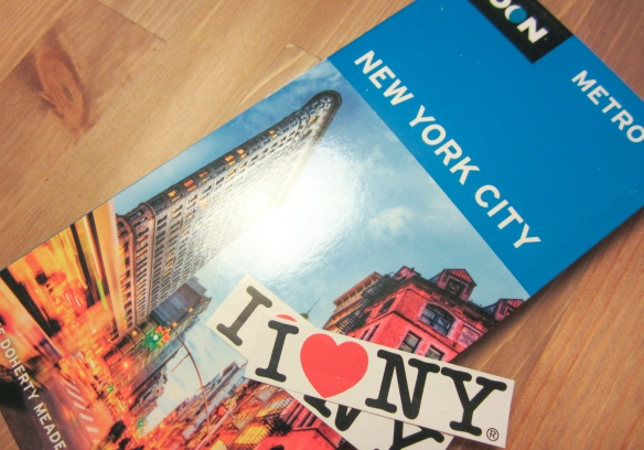 Escape Monthly February 2014 Review: New York