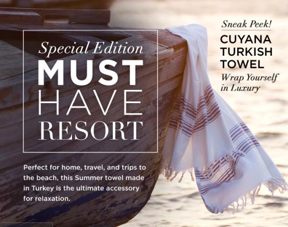POPSUGAR Must Have Special Edition Resort Box Spoiler #1