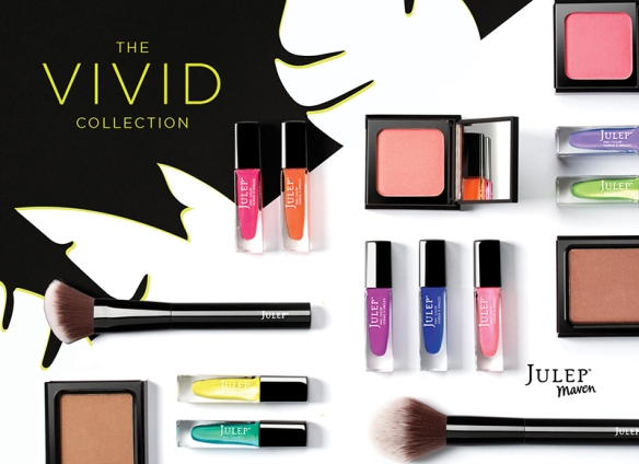 Julep Maven April 2014 Vivid Collection Released