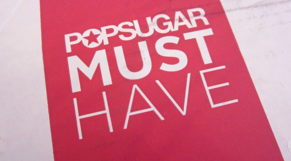 POPSUGAR Must Have March 2014 Review