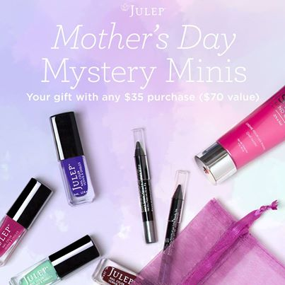 Julep Mother's Day Gift With Purchase Promo Code
