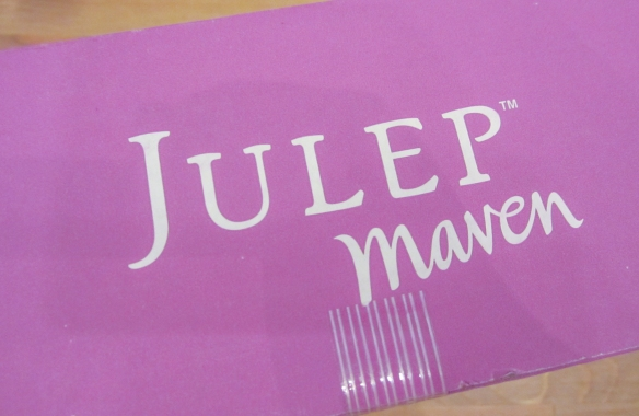 Julep Maven May 2014 Review Plie Wand