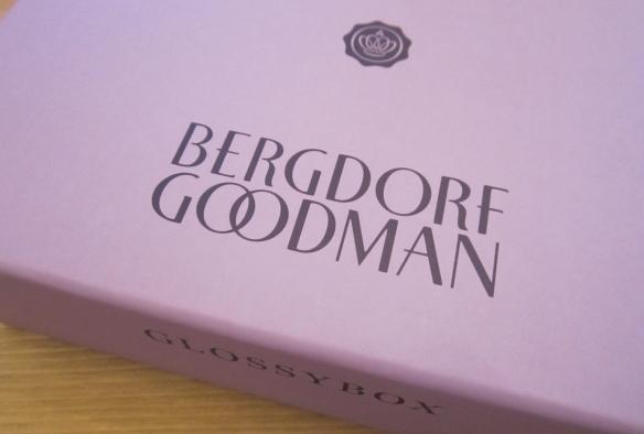 Glossybox May Bergdorf Goodman Review