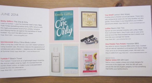 POPSUGAR Must Have June 2014 Review
