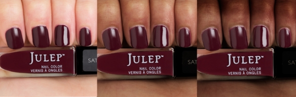 Julep Maven September 2014 The Art Walk Collection Released