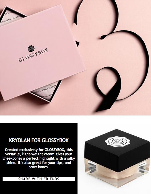 GlossyBox July 2014 Review plus August 2014 Coupon Code and Sneak Peek!