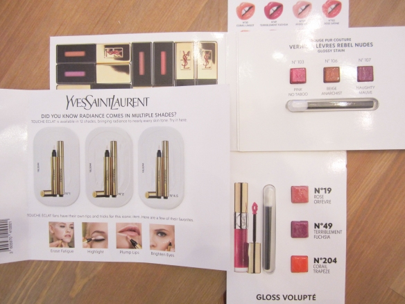 A Sephora VIB Rouge Shopping Event