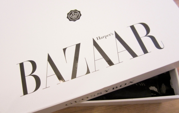 GlossyBox September 2014 Review plus Promo Code
