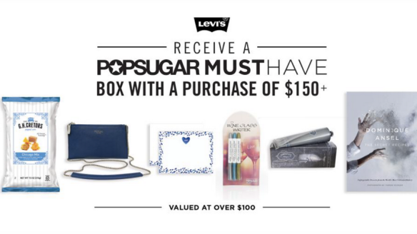 POPSUGAR Must Have November 2014 Spoilers plus $10 Off Coupon!