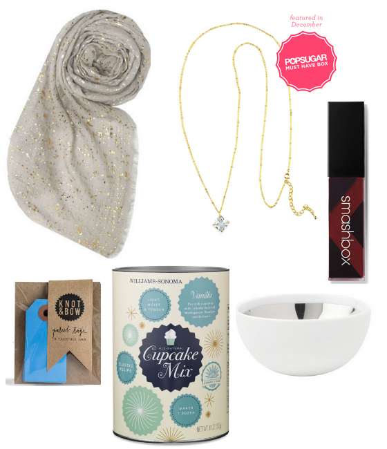 POPSUGAR Must Have December 2014 Spoilers plus 50% Off Coupon!