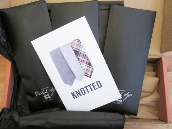 Bespoke Post Box: Knotted and 25% Off Promo Code