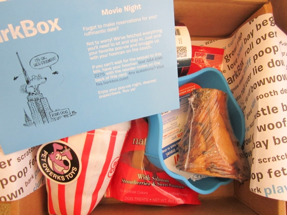Barkbox March 2015 Review plus 10% Off Coupon Code