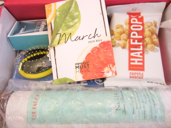 POPSUGAR Must Have March 2015 Review Plus Promo Code Coupon
