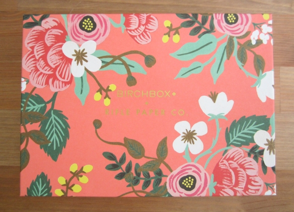 Birchbox April 2015 Review plus May 2015 Sample Options