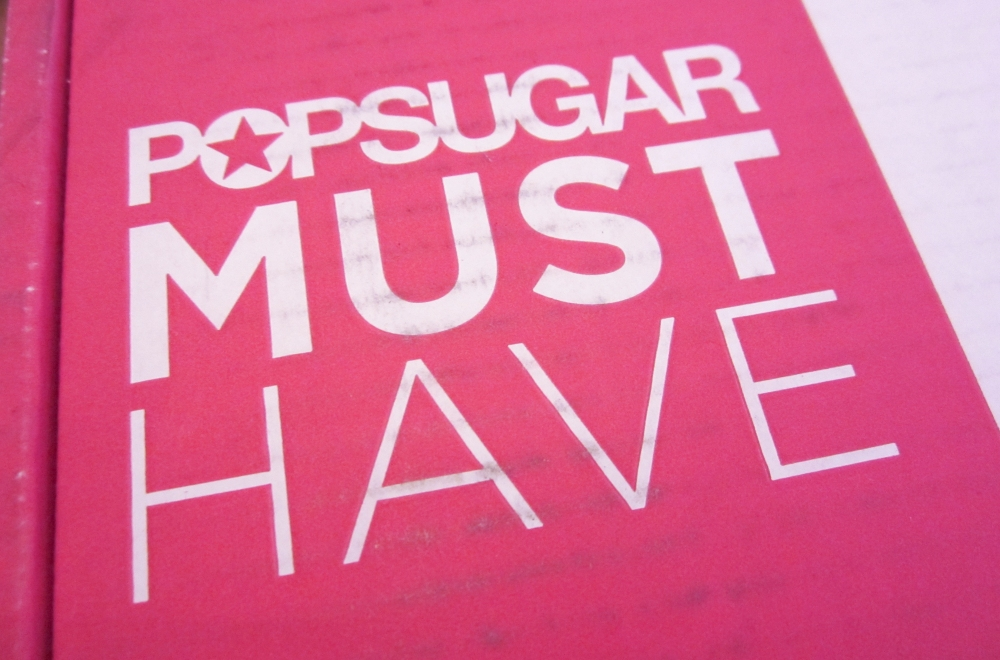 POPSUGAR Must Have May 2015 Review plus Gift With Purchase Coupon!