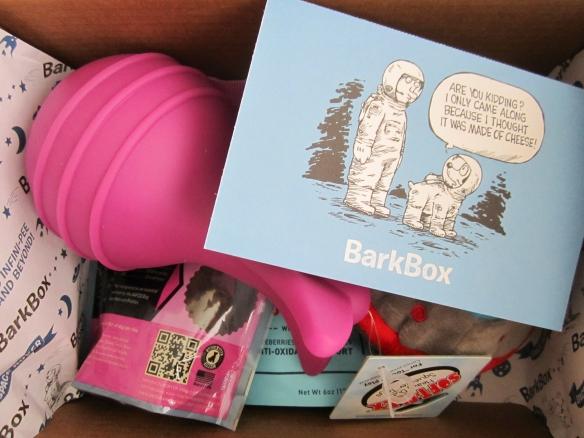 Barkbox June 2015 Review plus 10% Off Code