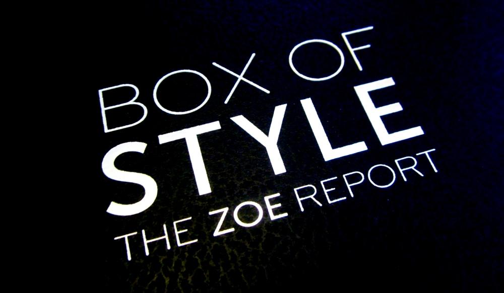Rachel Zoe Box of Style Summer 2015 Review