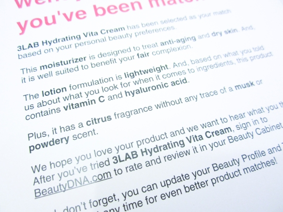 Beauty DNA August 2015 Box Review