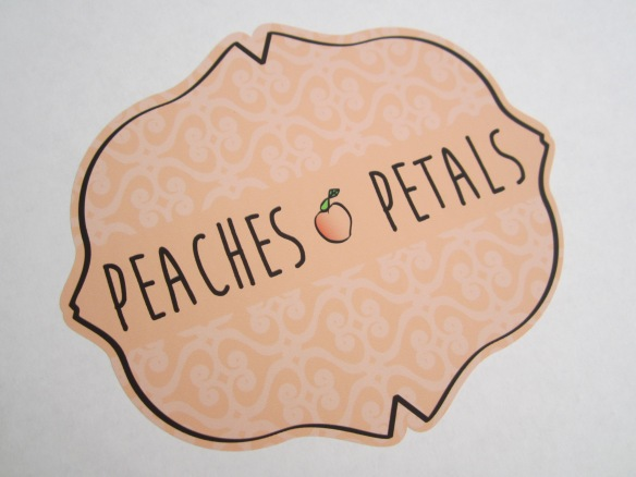 Peaches and Petals December 2015 Box Review