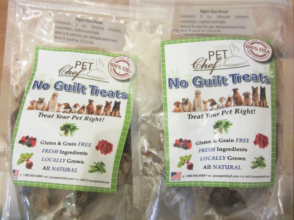 Pet Treater Subscription January 2016 Box Review