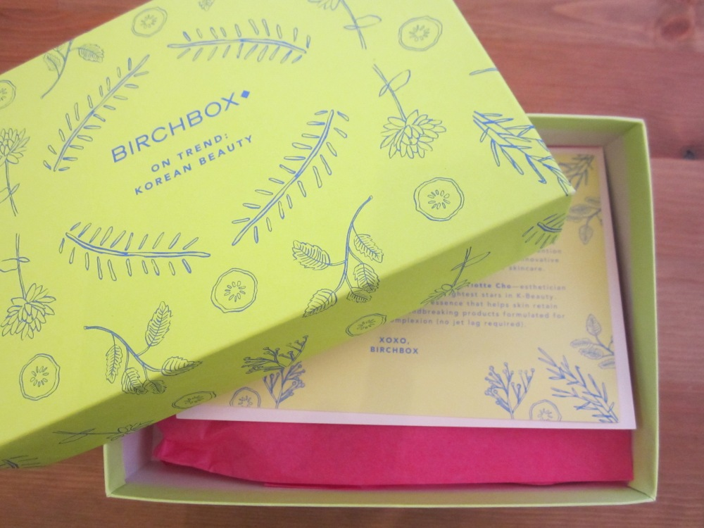 Birchbox January 2016 Review plus February 2016 Sample Options