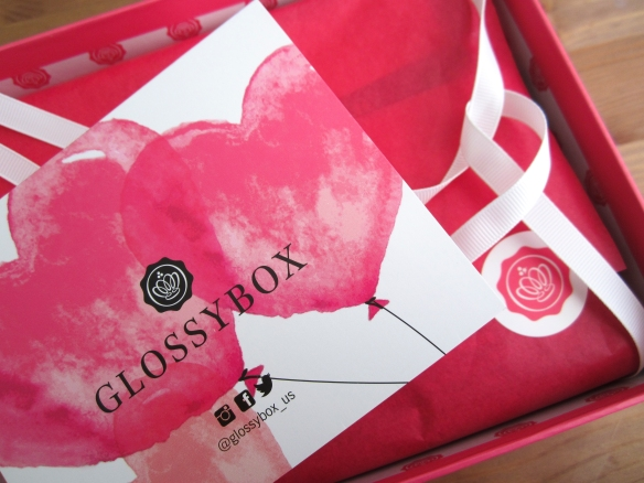 Glossybox February 2016 Review