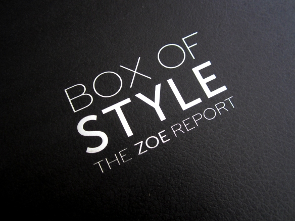 Rachel Zoe Box of Style Spring 2016 Review Plus $10 Off Code!