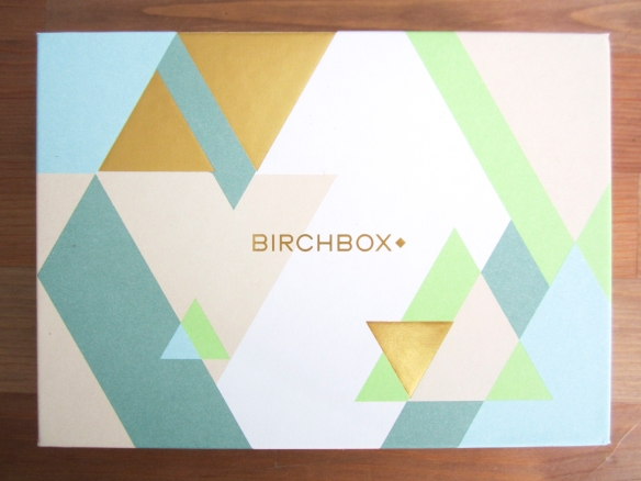 Birchbox March 2016 Review plus April 2016 Sample Options