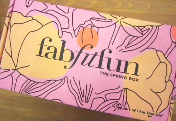 FabFitFun Spring 2016 Subscription Review plus $10 Off Promo Code