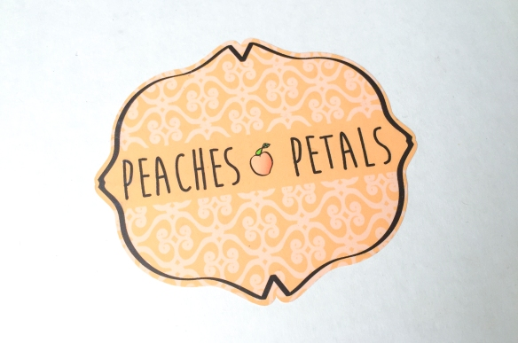 Peaches and Petals September 2016 Review